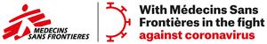 Don à Médecins sans frontières pour lutter contre la pandémie