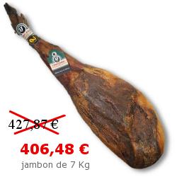 Jambon de Jabugo 5J Cinco Jotas Bellota
