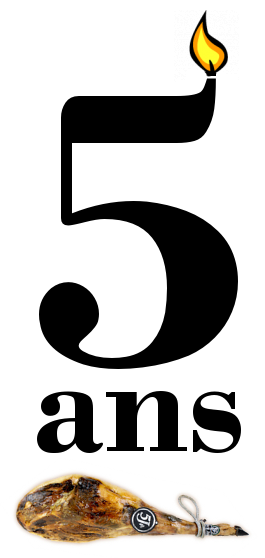 IberGour 5 ans