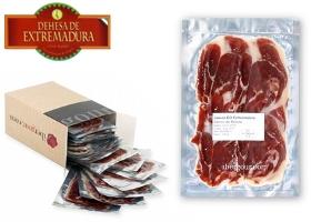 Sachet de 100 gr jambon ibérique de bellota AOC Dehesa de Extremadura
