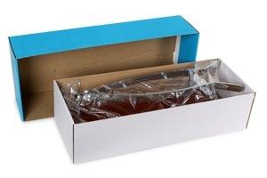 Support à jambon avec pinces dans son emballage