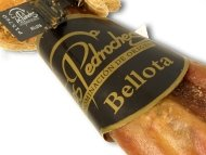 Scellé et collerette des jambons pata negra de qualité bellota