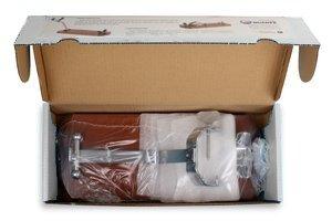 Support à jambon pliable Buarfe dans son emballage carton